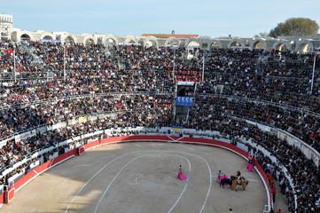 Corrida - Arènes - Matador - Toréador - Espagne