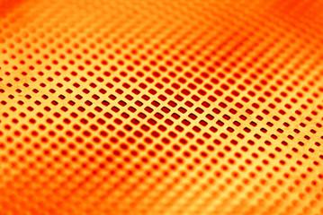 square orange striped decorative background