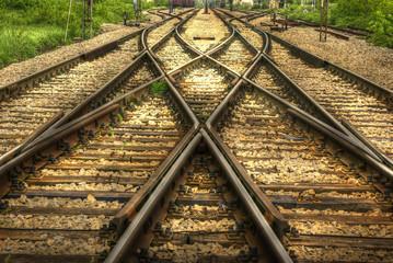 railway (HDR image)