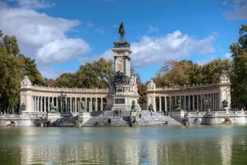 Park Retiro in Madrid II