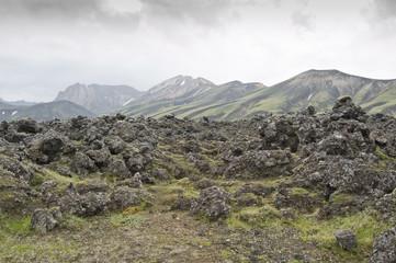 Landmannalaugar (Fjallabak Natural Park, Islandia)