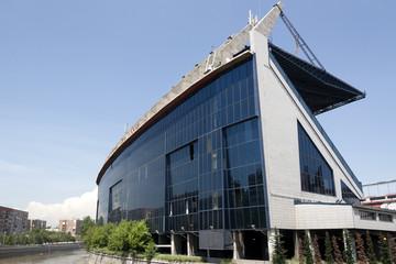 Vicente Calderon Stadium - Madrid