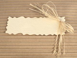 Karbowany karton