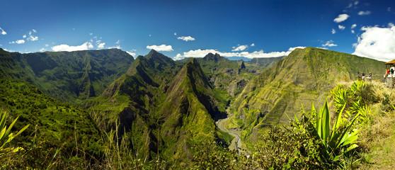 Montagnes réunionnaises