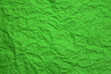 Zielony papier