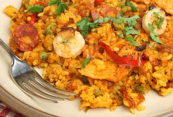 Paella Meal