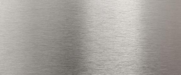 Błyszcząca tekstura ze stali nierdzewnej