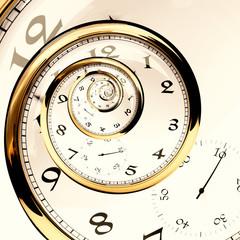 zegarek spiralny