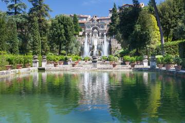 Villa d'Este, Roma
