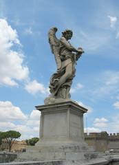 Rzym-anioł Berniniego
