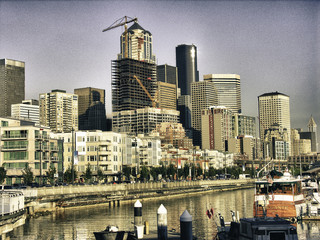 Buildings of Seattle, United States