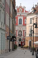 View of the Baroque Parish Church