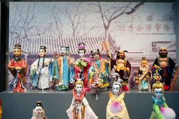 Chinese drama dolls