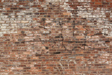 Grundge brick wall