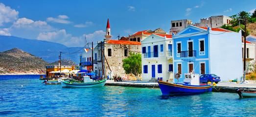 malarskie wyspy greckie - Kastelorizo