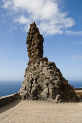 Rock Monument in Teno