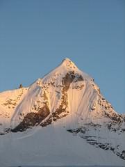 Gran Paradiso peak mountain, Piemonte (1)