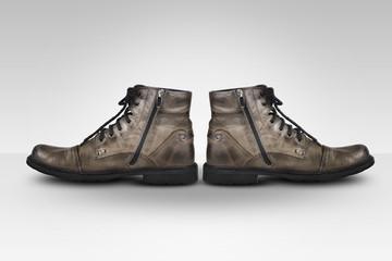buty na wspak