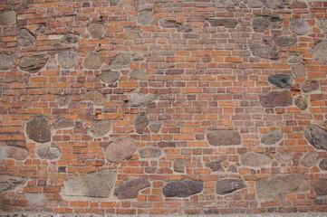Stary mur.