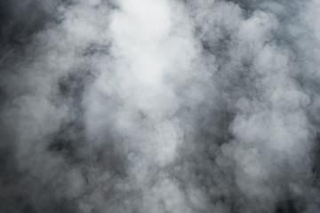 tło chmury dymu