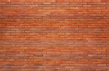 bezszwowa ściana z cegieł tekstura