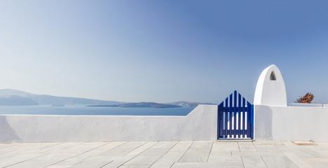 Zobacz na Oia na Santorini