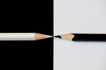 Pencils (black and white)