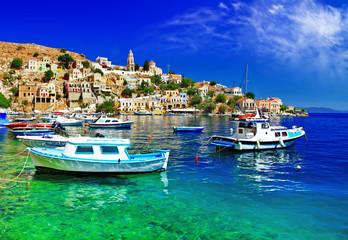 pictorial Greece series- Symi island, Dodecanes