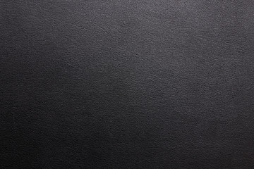Detailed structure of gray leather texture