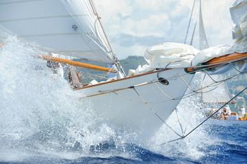 Jacht, szczegóły