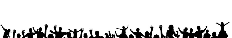 jb14 dancing people - rock concert black-white - 6to1 - g1627