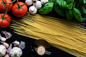 Spaghetti - składniki