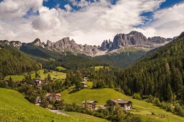 Catinaccio, Dolomiti, Alto Adige, Włochy