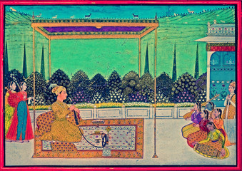 Mughal Painting