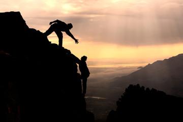 dağcı yardımlaşması ve dayanışması