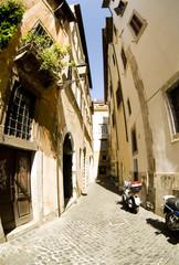 ulica w Rzymie