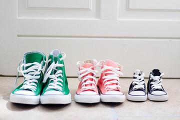 Chaussures de la famille