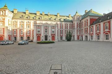 Golebia, plac Kolegiacki, Ämtergebäude,  Poznan, #8654
