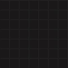 Vector seamless black tiles