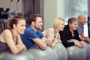 rückenschule im fitness-studio