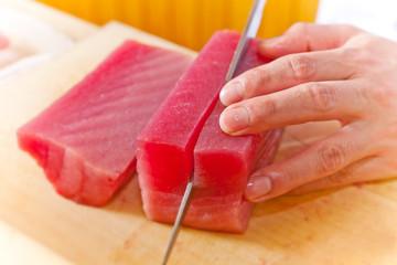 板前と刺身包丁 sashimi japanese food