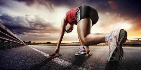 Sport. Runner.