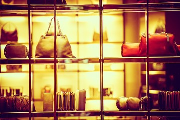 Luxury Goods Shopping