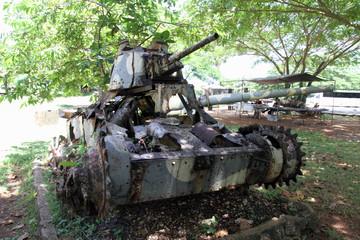 ラストコマンドポストの戦車