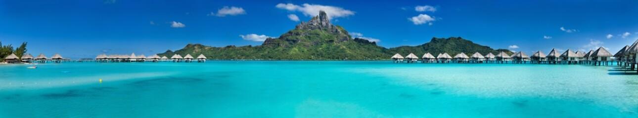 Panorama Bora Bora