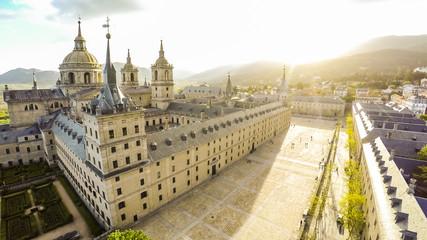 Royal Monastery of San Lorenzo de El Escorial