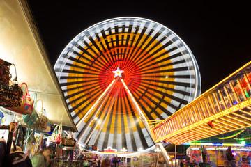 Jahrmarkt Riesenrad
