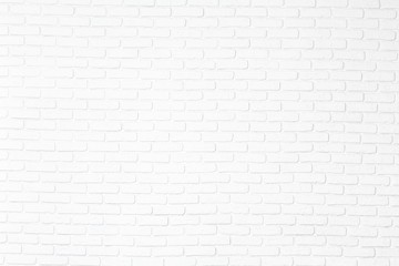 Brick, white, wall.