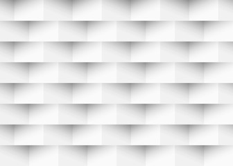 White geometric texture