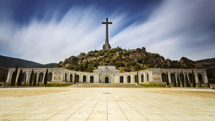 Valley of the Fallen. Madrid. Spain